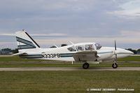 N333PB @ KOSH - Piper PA-23-250 Aztec  C/N 27-7654013, N333PB