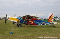 N156PC @ KOSH - Pilatus PC-6/B2-H2 Turbo Porter  C/N 777, N156PC