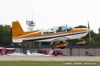 N45502 @ KOSH - Gulfstream American Corp AA-5B Tiger  C/N AA5B1190, N45502