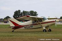N1044F @ KOSH - Maule MX-7-180A Sportplane  C/N 20046C, N1044F