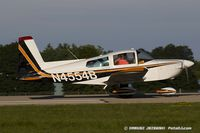 N4554B @ KOSH - Gulfstream American Corp AA-5B Tiger  C/N AA5B1183, N4554B