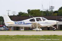 N128FA @ KOSH - Cirrus SR20  C/N 1470, N128FA - by Dariusz Jezewski www.FotoDj.com