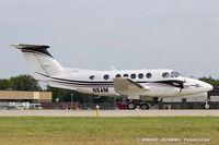 N8AM @ KOSH - Beech 200 Super King Air  C/N BB-274, N8AM