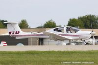 N171SF @ KOSH - Diamond DA-40 Diamond Star  C/N 40.494, N171SF