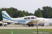 N54808 @ KOSH - Piper PA-23-250 Aztec  C/N 277554106, N54808