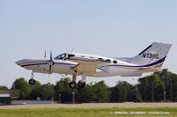 N13HL @ KOSH - Cessna 421B Golden Eagle  C/N 421B0927, N13HL - by Dariusz Jezewski www.FotoDj.com