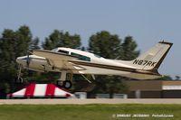 N67RK @ KOSH - Cessna T310Q  C/N 310Q1107, N67RK