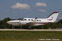 C-GWMT @ KOSH - Cessna 414A Chancellor  C/N 414A-0069, C-GWMT