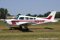 N8043R @ KOSH - Beech A24R Sierra 200  C/N MC-37, N8043R