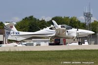 OE-FAR @ KOSH - Diamond DA-42NG Twin Star  C/N 42.N056, OE-FAR