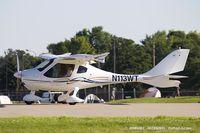 N113WT @ KOSH - Flight Design CTLS  C/N F-12-02-10, N113WT - by Dariusz Jezewski www.FotoDj.com
