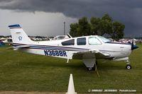 N3688R @ KOSH - Beech F33A Bonanza  C/N CE-918, N3688R