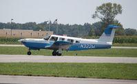 N322W @ KMDH - Piper PA-32RT-300T