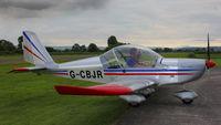 G-CBJR @ EGCW - Evening fly in. - by BRIAN NICHOLAS
