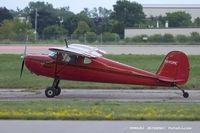 N140ME @ KOSH - Cessna 140  C/N 8044, N140ME