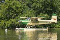 N7223M @ KOSH - Cessna 175 Skylark  C/N 55523, N7223M