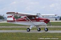 N7437D @ KOSH - Piper PA-22-150 Tri-Pacer  C/N 22-5201, N7437D