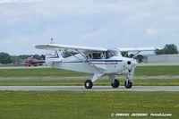 N7138B @ KOSH - Piper PA-22-150 Tri-Pacer  C/N 22-4358, N7138B