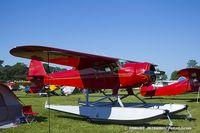 N19498 @ KOSH - Cessna C-165 Airmaster  C/N 467, NC19498