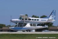 N80RD @ KOSH - Cessna 208 Caravan  C/N 20800085, N80RD