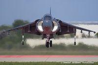 164567 @ KOSH - AV-8B Harrier 164567 EH-54 from VMM-264 Black Knights  MCAS Cherry Point, NC - by Dariusz Jezewski www.FotoDj.com