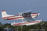 N23DE @ KOSH - Cessna A185F Skywagon  C/N 18503969, N23DE
