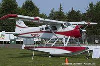 N2MD @ KOSH - De Havilland Canada DHC-2 Mk.I Beaver  C/N 772, N2MD - by Dariusz Jezewski www.FotoDj.com