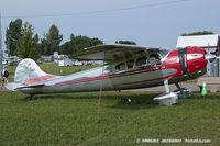 N3491V @ KOSH - Cessna 195  Businessliner  C/N 7195, NC3491V