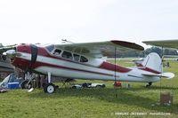 N1566D @ KOSH - Cessna 195 Businessliner  C/N 7788, N1566D