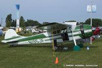 N195JF @ KOSH - Cessna 195A Bussinesliner  C/N 7576, N195JF