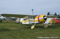 N195PC @ KOSH - Cessna 195B Businessliner  C/N 16140, N195PC