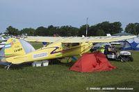 LV-NFP @ KOSH - Cessna 140  C/N 9780, LV-NFP