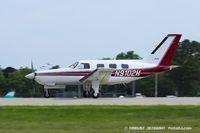 N9102H @ KOSH - Piper PA-46-310P Malibu  C/N 4608018, N9102H