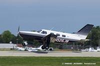 N526JM @ KOSH - Piper PA-46-350P Malibu Mirage  C/N 4622166, N526JM