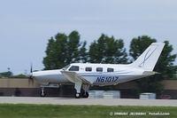 N61017 @ KOSH - Piper PA-46R-350T Malibu Matrix  C/N 4692103, N61017