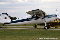 N2411N @ KOSH - Cessna 140  C/N 12660, N2411N