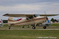 N5708C @ KOSH - Cessna 170A  C/N 19662, N5708C