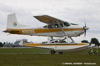 N9292 @ KOSH - Cessna A185F Skywagon 185  C/N 18504433, N9292