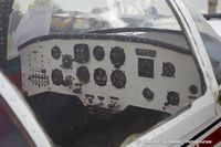 N800UD @ KOSH - Cockpit of PZL-Okecie PZL-102B Kos  C/N 211, N800UD