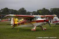 N5732D @ KOSH - Piper PA-22-150 Tri-Pacer  C/N 22-4432, N5732d