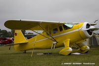 N5604V @ KOSH - Howard Aircraft DGA-15P  C/N 859, NC5604V