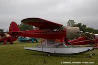 N19498 @ KOSH - Cessna C-165 Airmaster  C/N 467, N19498