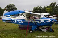 N2172A @ KOSH - Piper PA-22 Tri-Pacer  C/N 22-589, N2172A