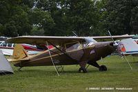 N7915H @ KOSH - Piper PA-12 Super Cruiser  C/N 12-819, N7915H