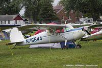 N76644 @ KOSH - Cessna 140  C/N 11084, N76644