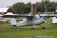 N77439 @ KOSH - Cessna 140  C/N 11881, N77439