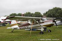 N5683C @ KOSH - Cessna 140A  C/N 15639, N5683C