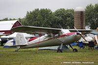 N2960N @ KOSH - Cessna 140  C/N 13218, NC2960N