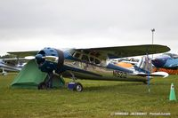 N1521D @ KOSH - Cessna 195A Bussinesliner  C/N 7743, N1521D