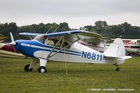 N6811 @ KOSH - Piper PA-22-150 Tri-Pacer C/N 22-4783, N6811